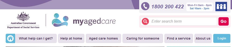 Awful New 'My Aged Care' referral process