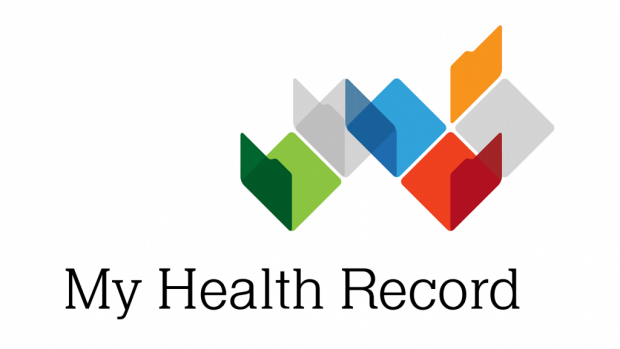 My Health Record Logo - IHI lookups